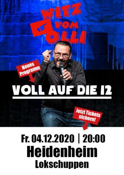 Witz vom Olli Heidenheim 2020