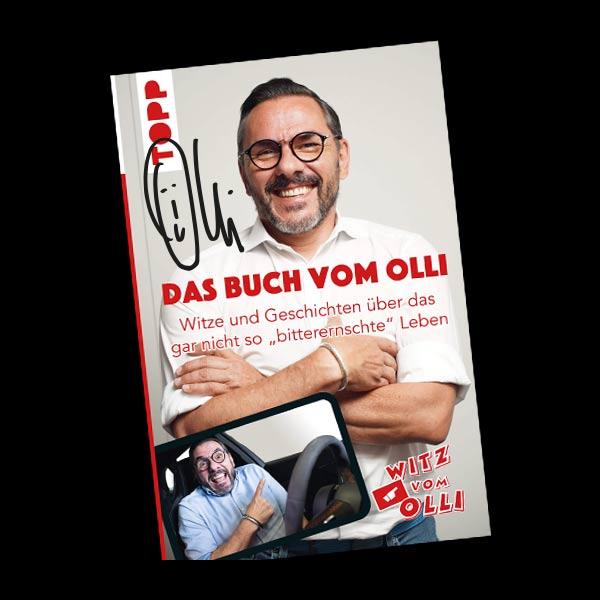 Das Buch Cover von: Das Buch vom Olli